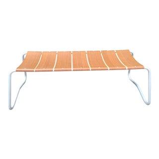 Artisan Modern Metal Bench