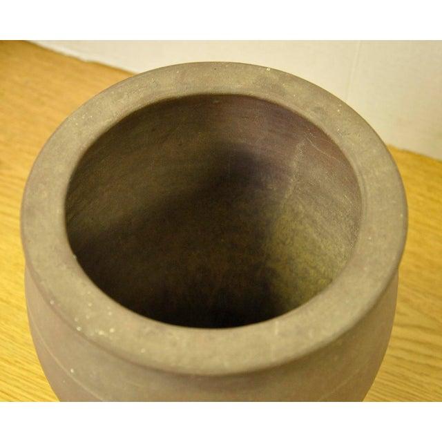 Vintage French Stoneware Pot - Image 5 of 7