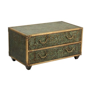 Sarreid Ltd. Galileo Coffee Table Chest