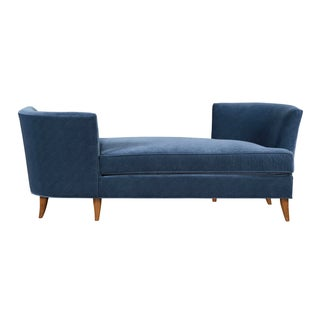 Kristin Drohan Collection Lynae Tete a Tete Navy Blue Daybed