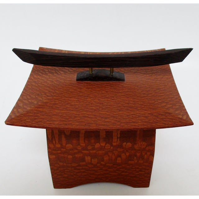 Japanese Maple Pagoda Box - Image 4 of 8