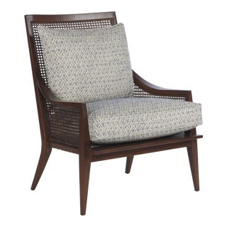The MT Company Clearwater Mid-Century Style Cane Chair