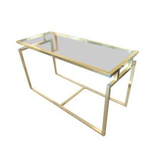 Vintage Milo Baughman Console Table