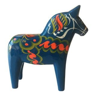 Vintage Nils Olsson Swedish Dala Horse