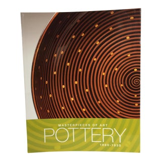 """Masterpieces of Art Pottery 1880-1930"" Book"