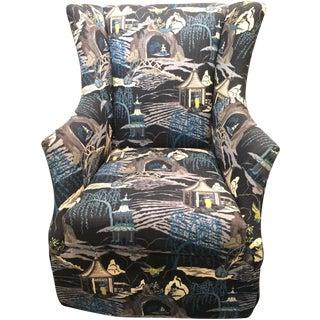 CR Laine Holly Swivel Glider Chair