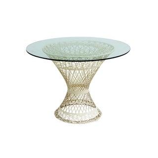 Spun Fiberglass Cyclone Dining Table