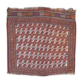 Persian Afshar Soumac Bagface