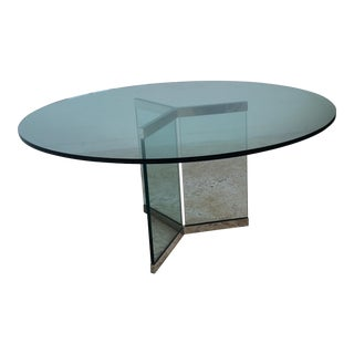 Pace Glass Dining Table