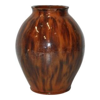 19th Century Stoneware Vase