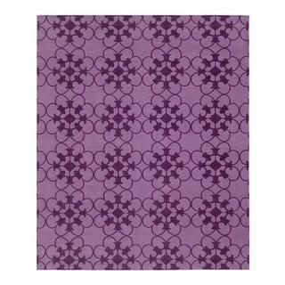 Madeline Weinrib Lavender Muna Rug - 8' x 10'
