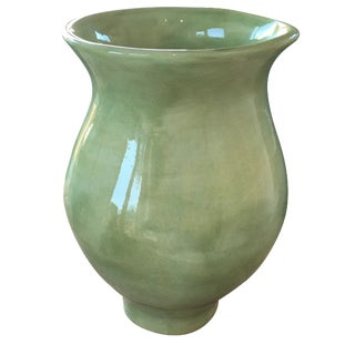 Soulé Studio Melange Urn Vase Kiwi