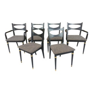 1980s Modern Chairs- Set of 6