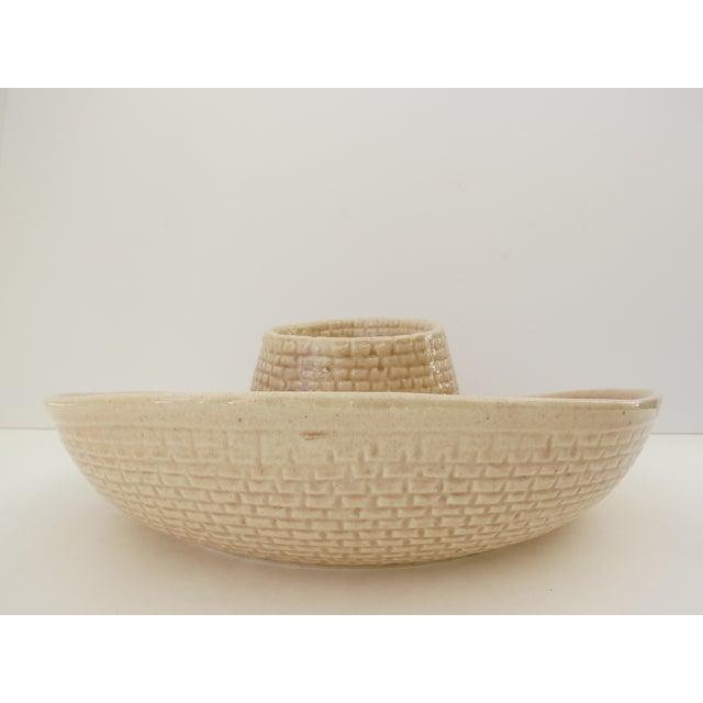 Sombrero Ceramic Chip & Dip Set - Image 5 of 7