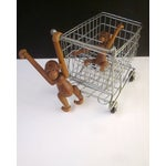 Image of Vintage Pop Art Shopping Cart