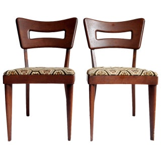 Heywood Wakefield Mid-Century Chairs - A Pair