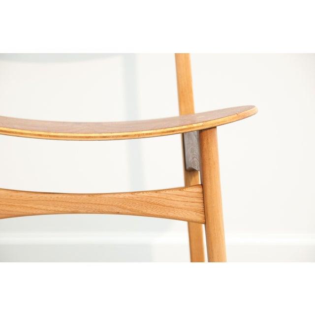 Danish Modern Bentwood Chair - Image 6 of 11