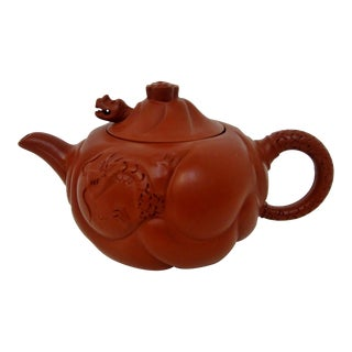 Chinese Ceremonial Teapot