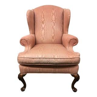 Henredon Classic Wingback Chair