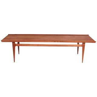 1950s Finn Juhl for France & Sons Teak Coffee Table