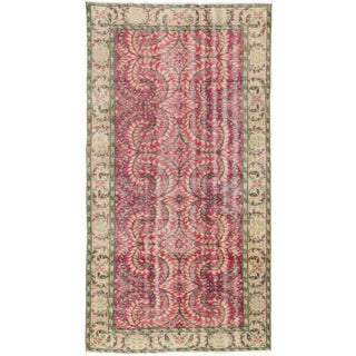 "Melis Vintage Turkish Rug - 5'0"" x 9'5"""