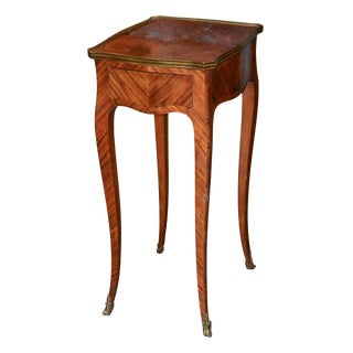 19th C. French Kingwood Side Table