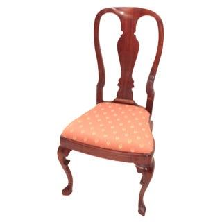 Queen Anne Accent Chair