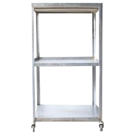 Industrial Metal Rolling Cart - Image 1 of 5