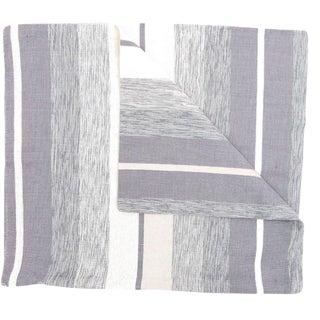 Moroccan Gray Sabra Pillowcase - A Pair