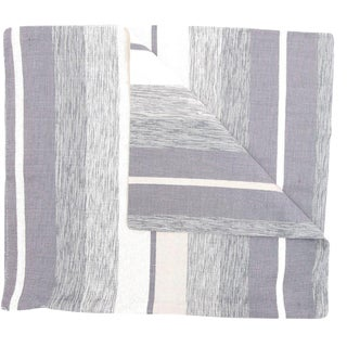 Moroccan Gray Sabra Pillowcase - A Pair