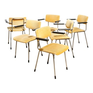 Gispen Dining Chairs - Set of 6