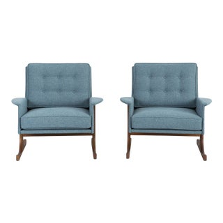 Set of Ib Kofod-Larsen Lounge Chairs