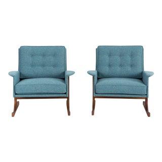 Set of Ib Kofod-Larsen Lounge Chairs