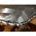 Image of Brushed Steel Illuminated Art Pedestal