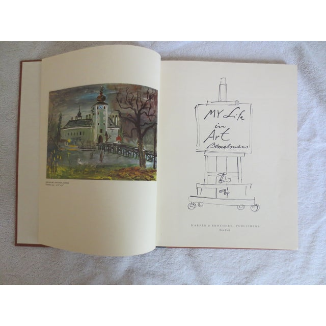 Image of My Life in Art, by Ludwig Bemelmans
