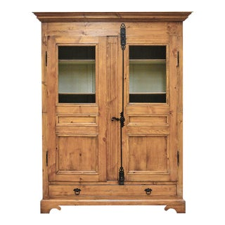Sarreid LTD Metz Farmhouse Armoire