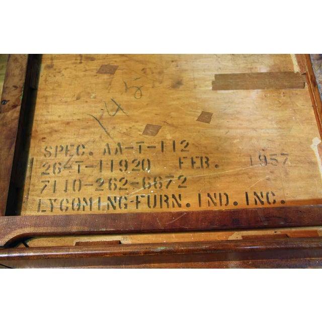 Lycoming Furniture Desk - Image 6 of 6