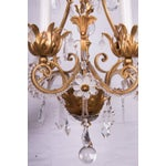 Image of French Baguès Chandelier
