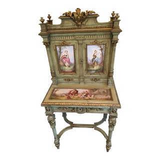 18C French Writing Desk