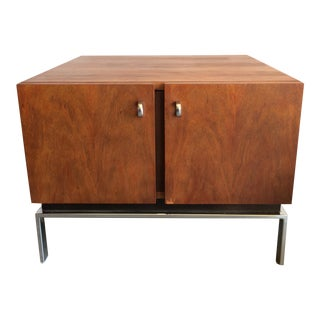 Baughman/Knoll Inspired Mid-Century Modern Side Cabinet