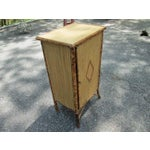 Image of Bamboo Music Cabinet
