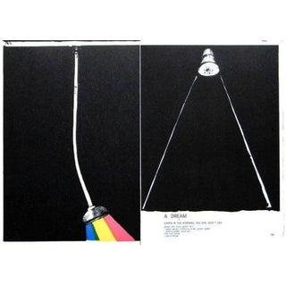 Jim Dine Two Piece Original Lithograph, 1 Cent Life, 1964
