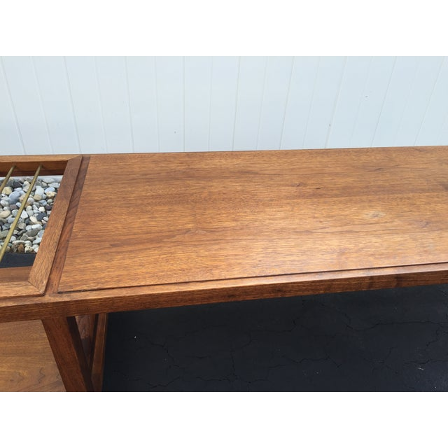 Image of Mid-Century Teak Coffee Table