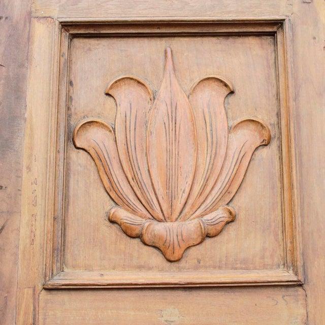 Lotus Teak Mirrored Door - Image 5 of 6