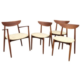 Harry Ostergaard for Moreddi Chairs - Set of 4