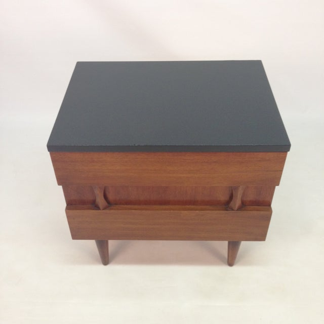 Updated American of Martinsville Night Stand - Image 3 of 8