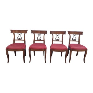 Henredon Dining Chairs - 4
