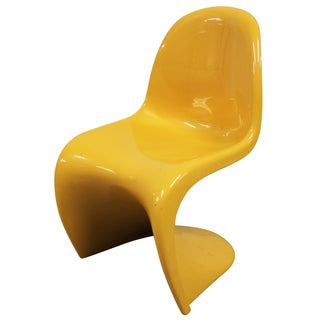 Verner Panton S Chair by Herman Miller