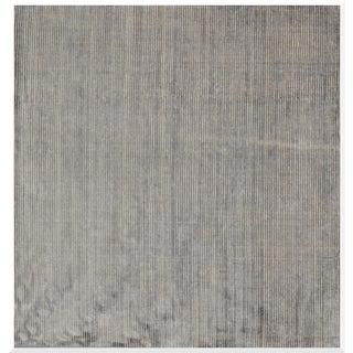 """Square Handmade Contemporary Rug - 5' X 5'6"""""""