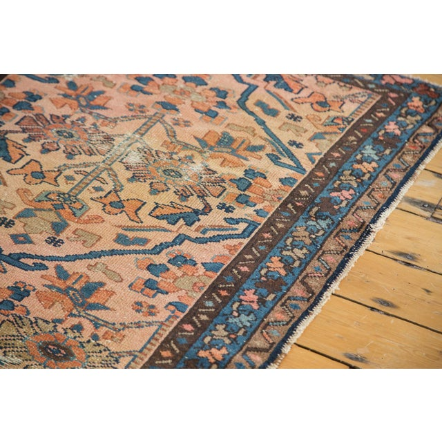 "Antique Lilihan Rug - 3'4"" X 6'1"" - Image 9 of 9"